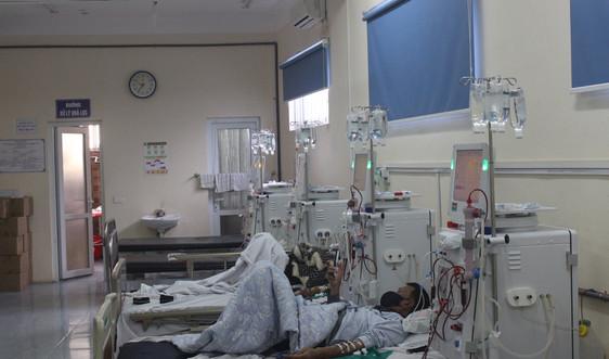 Bệnh viện Gang thép Thái Nguyên nỗ lựcchăm sóc sức khỏe nhân dân