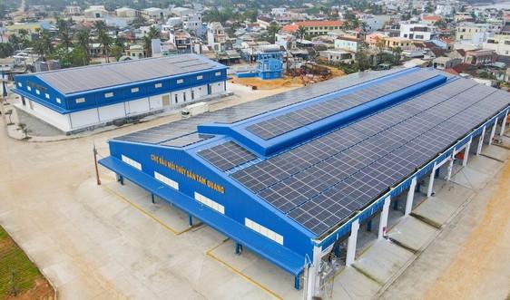 Thị trường điện mặt trời áp mái Quảng Nam thu hút thêm hai dự án lớn
