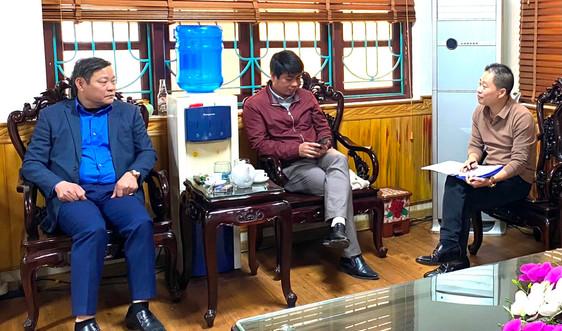 Đông Hưng – Thái Bình: Kiên quyết xử lý trách nhiệm khi để xảy ra vi phạm tại cánh đồng Chiếp