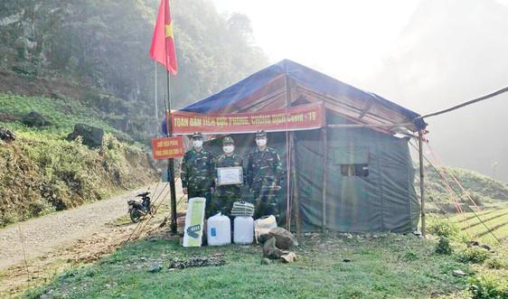 Lào Cai: Siết chặt hoạt động xuất nhập cảnh tăng cường phòng chống Covid-19