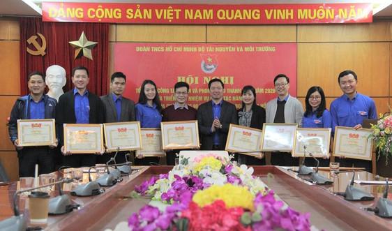 Đoàn Thanh niên Bộ TN&MT phát động thi đua chào mừng 90 năm thành lập Đoàn TNCS Hồ Chí Minh