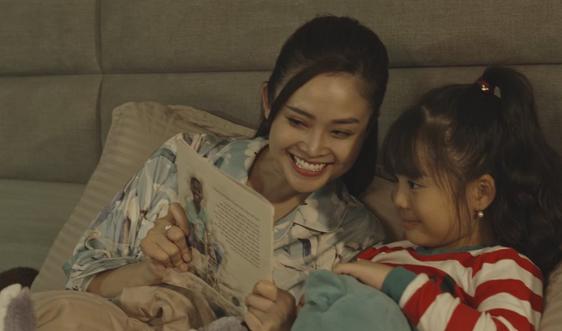 MC Thùy Linh bất ngờ với hành động của bé gái 6 tuổi