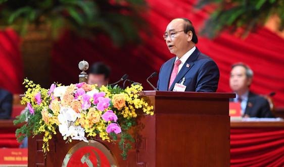 Toàn văn Diễn văn khai mạc của Thủ tướng Chính phủ Nguyễn Xuân Phúc tại Đại hội Đảng XIII