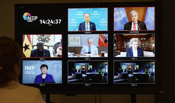 Các nước bàn giải pháp và kế hoạch thích ứng với BĐKH đến năm 2030