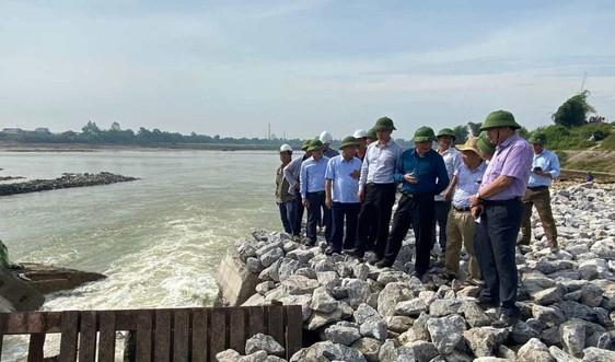 Nghệ An: Quy định phạm vi bảo vệ công trình thủy lợi, đê điều