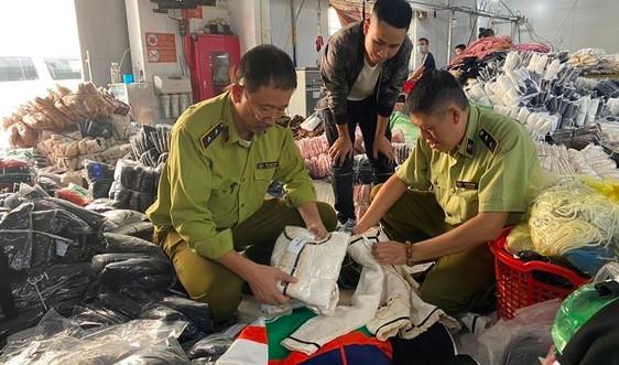 TP.Hà Nội: xử lý gần 32.000 vụ việc về buôn lậu và gian lận thương mại