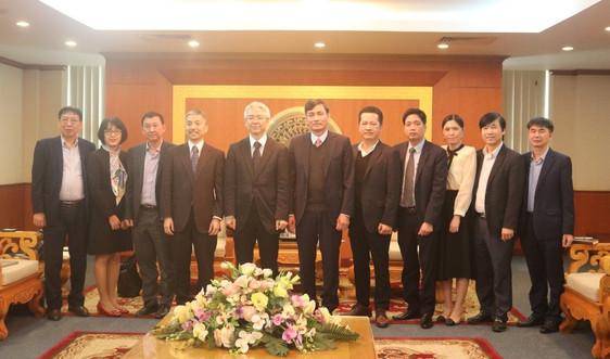 Việt Nam – Nhật Bản phối hợp sâu rộng, đa lĩnh vực về TN&MT