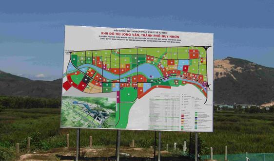 Bình Định chấp thuận chủ trương đầu tư dự án Khu đô thị Long Vân 2