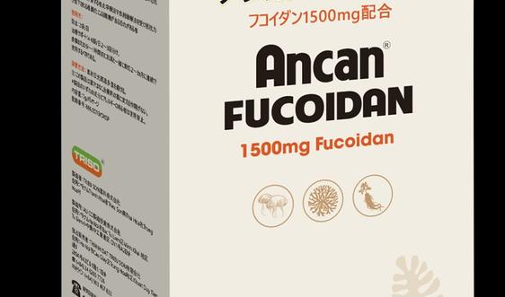 Thực phẩm bảo vệ sức khỏe Ancan Fucoidan 1500mg dùng như thế nào?