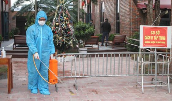 Phát hiện 82 ca lây nhiễm COVID-19 tại Hải Dương và Quảng Ninh