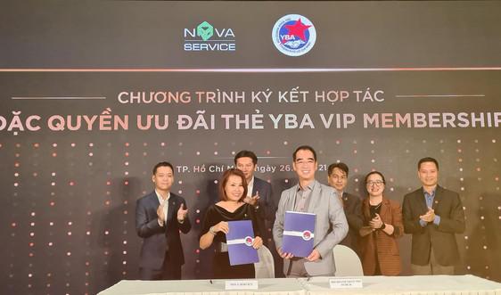 Ra mắt thẻ đặc quyền YBA VIP Membership với nhiều ưu đãi từ Nova Service Group