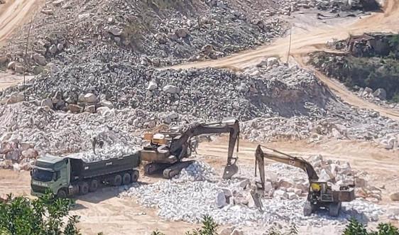 Nghệ An: Chuẩn bị đấu giá quyền khai thác nhiều khu vực mỏ khoáng sản