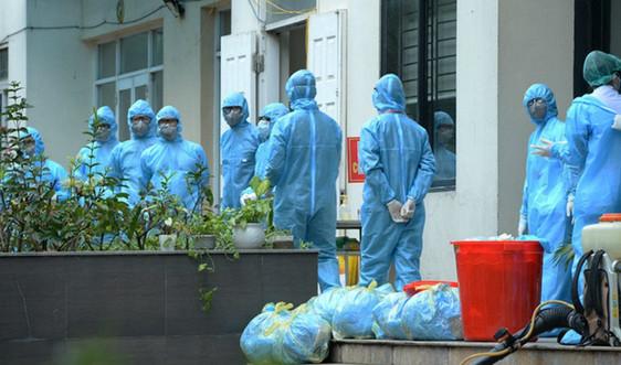 Hà Nội: Cách ly 24 trường hợp F1 của nữ công nhân Hải Dương sang Nhật Bản mắc Covid-19