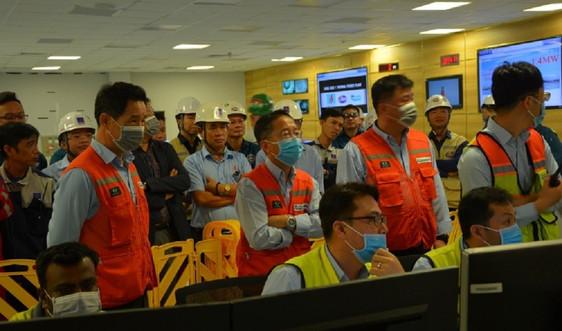 NMNĐ Sông Hậu 1 hòa đồng bộ Tổ máy số 2 vào hệ thống điện quốc gia 500kV