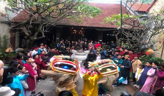 Hà Nội: Đa dạng các chương văn hoá chào đón Xuân Tân Sửu