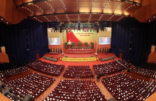 Thông cáo báo chí Ngày làm việc thứ ba Đại hội Đảng toàn quốc lần thứ XIII