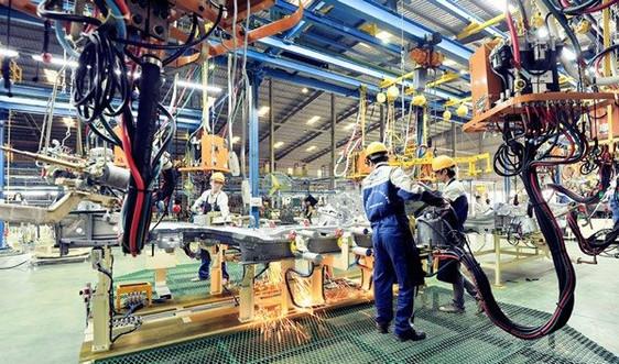 Chỉ số sản xuất công nghiệp tháng 1 năm 2021 khởi sắc