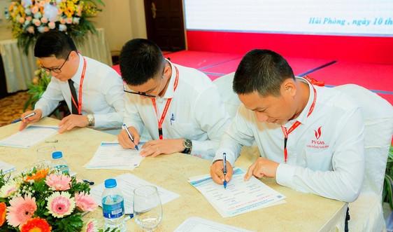 Chi nhánh Khí Hải Phòng lần đầu tiên tổ chức Hội nghị Người lao động