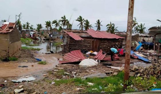 Bão Eloise đổ bộ miền Nam châu Phi, 21 người thiệt mạng