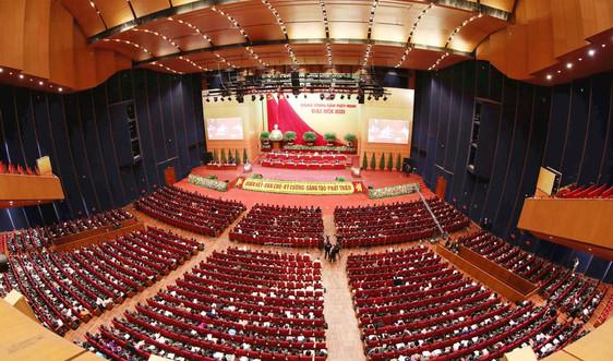 Ngày 29/1, Đại hội Đảng XIII tiếp tục làm công tác nhân sự