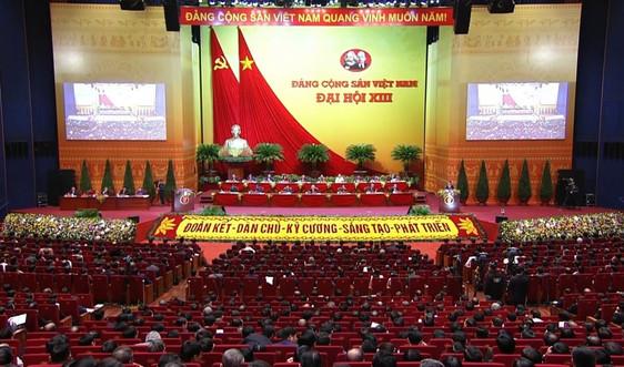 Đại hội XIII tập trung dân chủ, đoàn kết, thống nhất cao trong chuẩn bị nhân sự