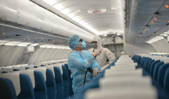 Khẩn cấp tìm người trên chuyến bay VN213 từ Hà Nội đến TP. Hồ Chí Minh