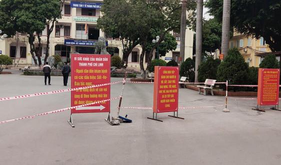 Xét nghiệm cho người về từ ổ dịch tỉnh Hải Dương và Quảng Ninh