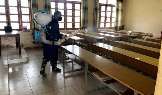 Cao Bằng: Học sinh, sinh viên nghỉ học từ 1/2/2021 để phòng, chống dịch Covid-19