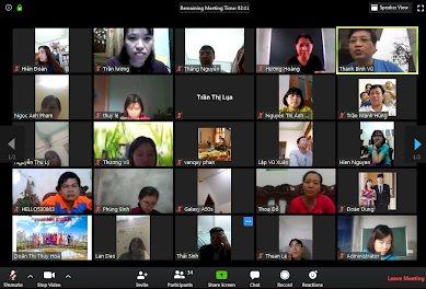 Học sinh Hà Nội học qua Internet trong thời gian phòng, chống Covid-19