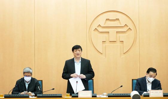12 đơn vị y tế Trung ương cam kết hỗ trợ xét nghiệm Covid-19 cho Hà Nội