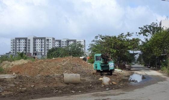 Đà Nẵng: Công ty CPXD công trình thủy Hà Nội thi công không bảo đảm vệ sinh môi trường