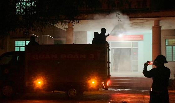 Gia Lai: Thiết lập chốt chặn tại các cửa ngõ giao thông của ổ dịch mới