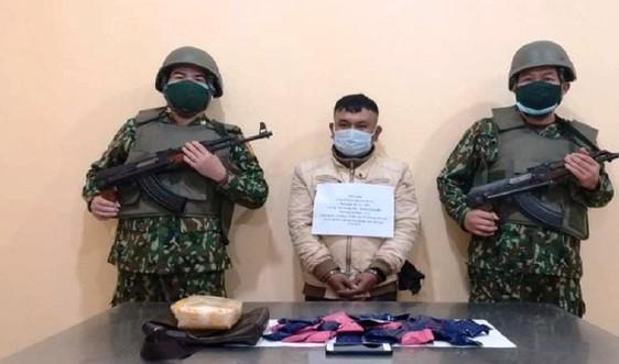 Quảng Bình: Bắt giữ đối tượng người Lào vận chuyển 10.000 viên ma túy tổng hợp