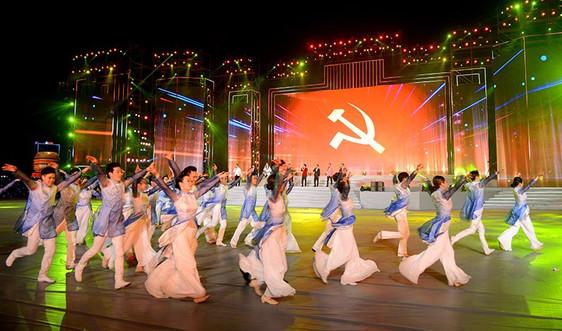 Khát vọng - Tỏa sáng chào mừng thành công Đại hội XIII của Đảng