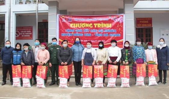 Petrolimex: Ủng hộ 19 tấn gạo tặng các gia đình có hoàn cảnh khó khăn tại huyện Đồng Văn