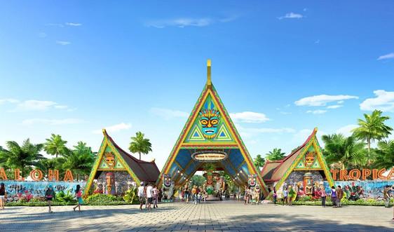 Tropicana Park – Công viên giải trí miền nhiệt đới Hồ Tràm