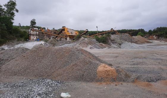 Đà Nẵng: Sẽ thanh tra mỏ đá Phước Nhân sau phản ánh của báo TN&MT