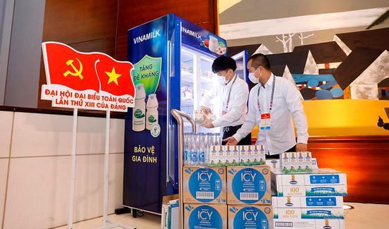 Sản phẩm Vinamilk vinh dự được chọn phục vụ các sự kiện lớn của quốc gia năm 2020