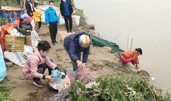 Lào Cai: Ngày hội bảo vệ môi trường thả giống phóng sinh