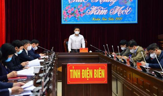 Điện Biên: Truy vết được 414 trường hợp F1 của 6 ca dương tính với SARS-CoV-2