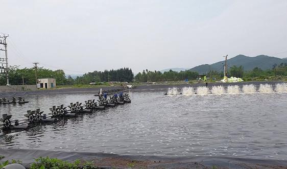 Thanh Hóa: Quan trắc môi trường trong nuôi trồng thủy sản