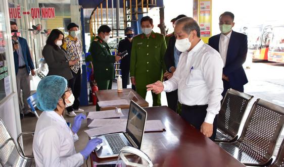 Thừa Thiên Huế cách ly tập trung người từ vùng dịch TP.HCM