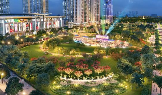 The Manor Central Park: Hướng đến KĐT phát triển bền vững, thân thiện với môi trường