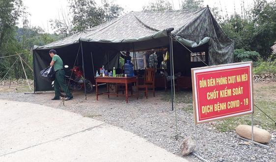 Thanh Hóa: Thành lập 7 chốt kiểm soát tăng cường phòng chống dịch COVID-19 trong dịp tết Nguyên Đán