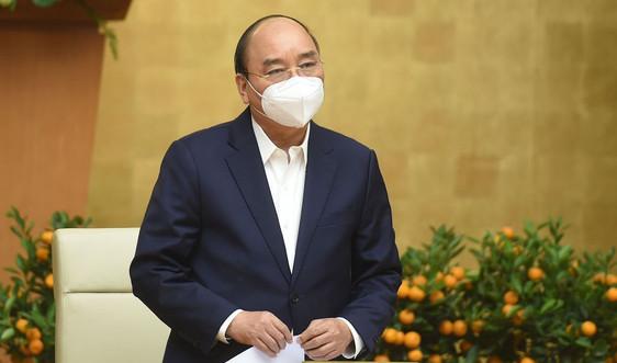Thủ tướng Nguyễn Xuân Phúc: Các địa phương được áp dụng biện pháp mạnh để ngăn chặn dịch bệnh