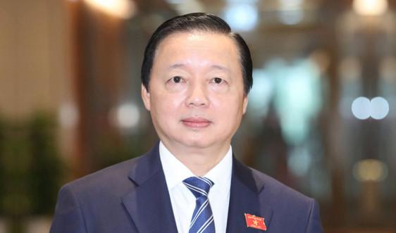 Thư chúc mừng của Bộ trưởng Trần Hồng Hà nhân dịp Năm mới 2021 và đón Xuân Tân Sửu