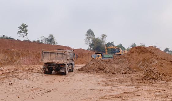 """Phú Thọ: Cần xử lý triệt để tình trạng """"đất tặc"""" lộng hành"""