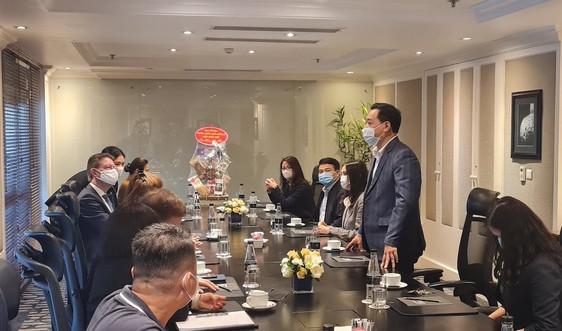 Hoàn Kiếm - Hà Nội: Tăng cường kiểm tra phòng chống dịch Covid-19