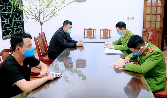 Quảng Ninh: Bắt giữ đối tượng đánh cán bộ tại chốt chống dịch