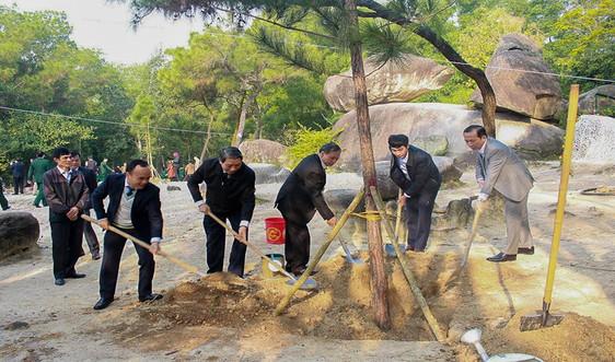 Kế hoạch tổ chức Tết trồng cây xuân Tân Sửu năm 2021 tại các huyện, thị xã, thành phố Thanh Hóa